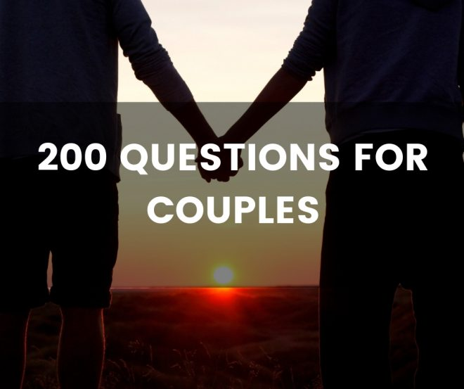 200 Questions for couples