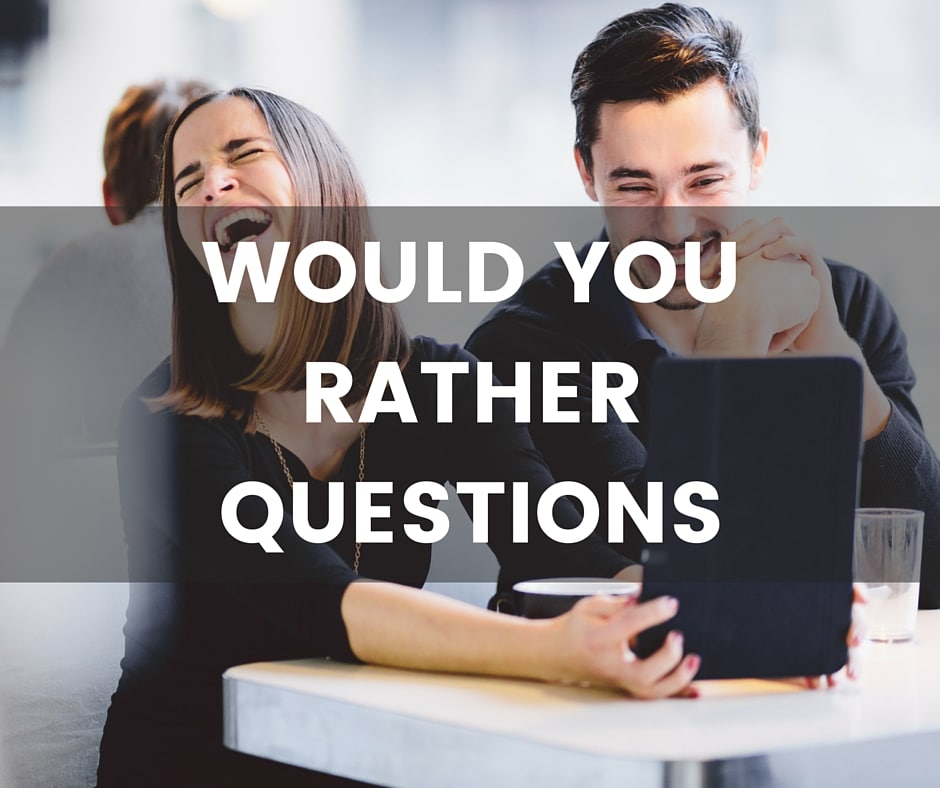 image relating to Would You Rather Cards Printable identify The Basically Listing of Would Yourself Quite Queries Youll Will need