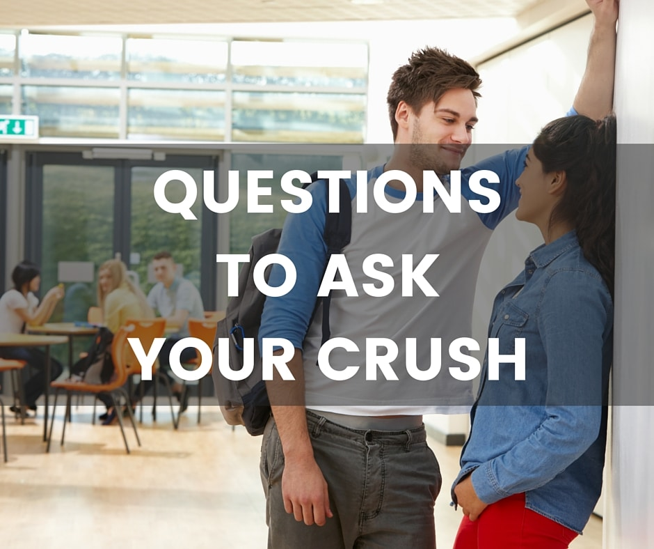 What to talk about with ur crush