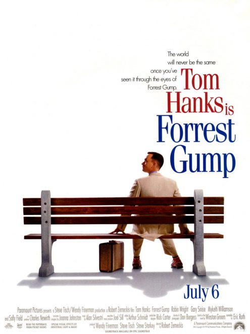 Forest gump poster