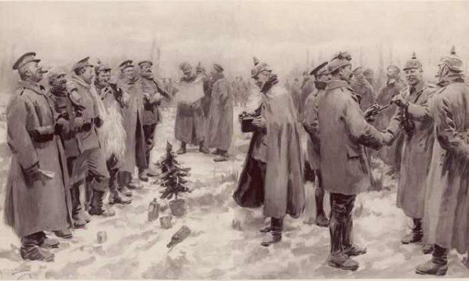 WWI Christmas Truce - Christmas Trivia